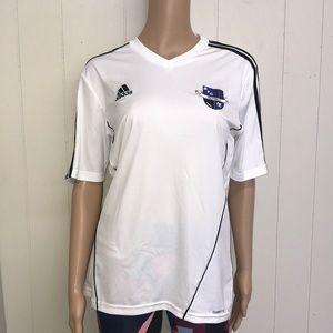 Adidas RFC Royals soccer T-shirt number seven